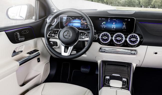 Mercedes Triedy B 2018