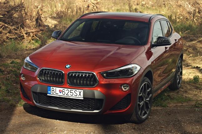 BMW X2 20i sDrive