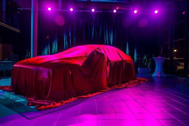 Mercedes Lamač AMG GT
