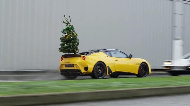 Lotus Evora GT 410