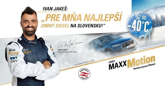 OMV MaxxMotion