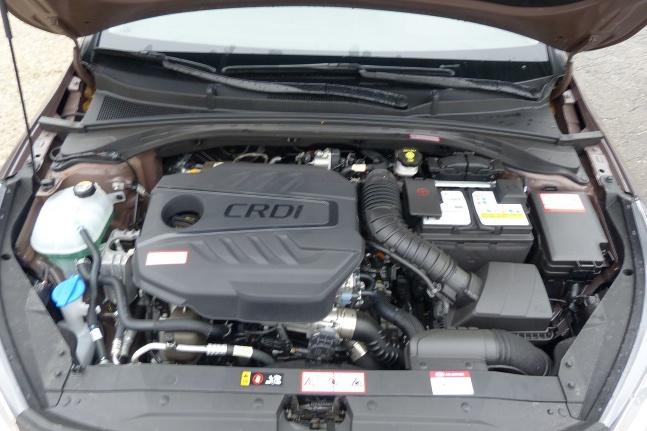 Kia Ceed 1,6 CRDi