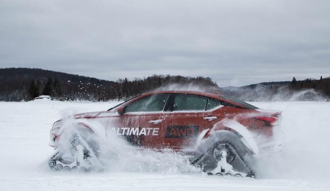 Nissan Altimat-e AWD
