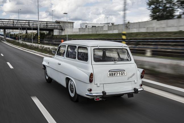 Škoda Octavia oslavuje 60