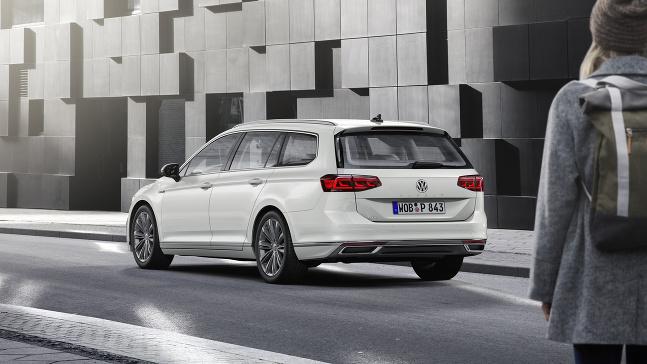 Nový VW Passat 2019