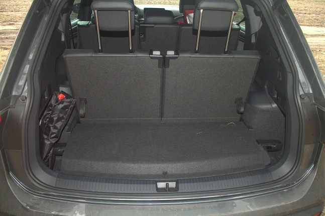 SEAT Tarraco 2,0 TDI