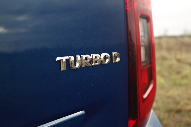 Opel Combo Turbo D