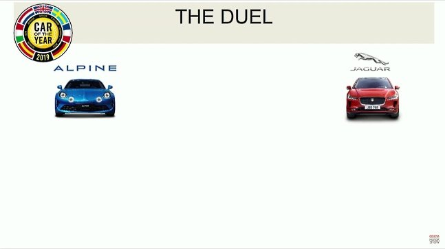 Duel Car of the