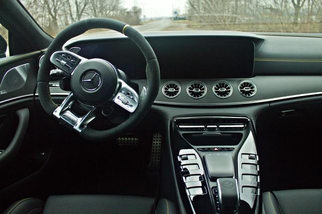 Mercedes-AMG GT 4Door 63s