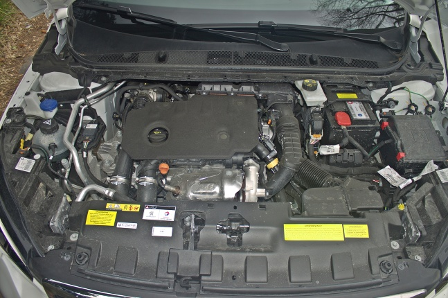Peugeot 308 SW 15