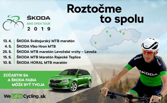 Škoda Bike Open Tour