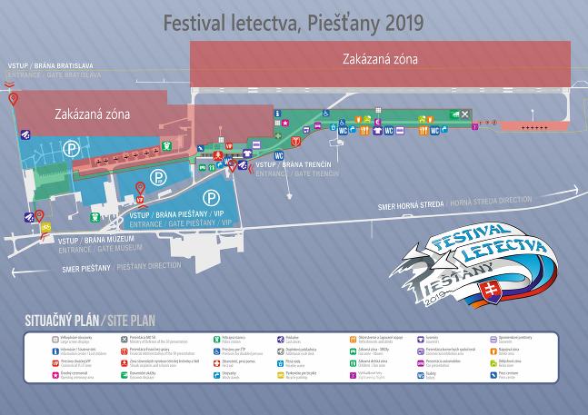 Festival letectva Piešťany 2019