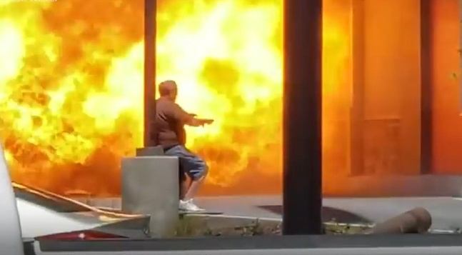 Výbuch plynu Arkansas