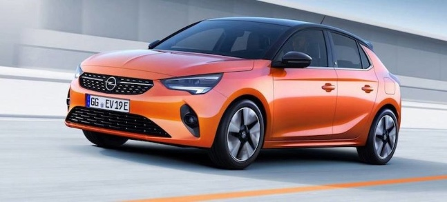 Opel Corsa New