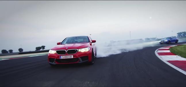 BMW M Drive Tour