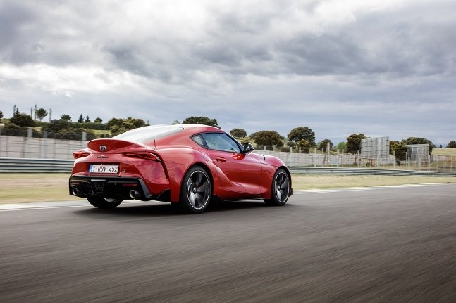 Toyota Gazoo Racing Supra