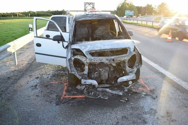Nehoda Pata požiar