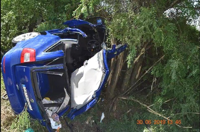 Nehoda Pata