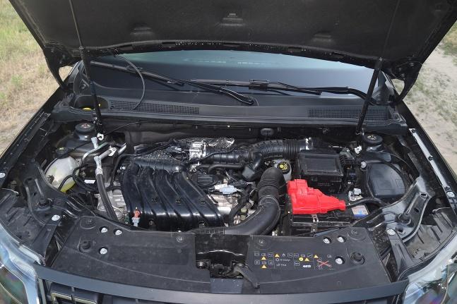 Dacia Duster Techroad 1,6