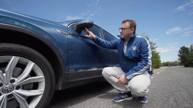 VW Park asistent