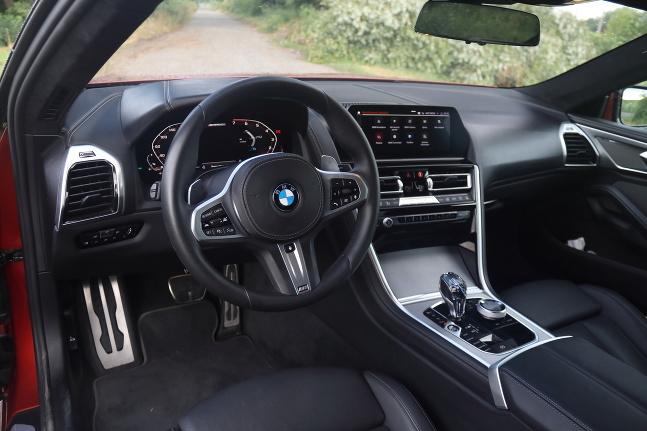 BMW 850i xDrive