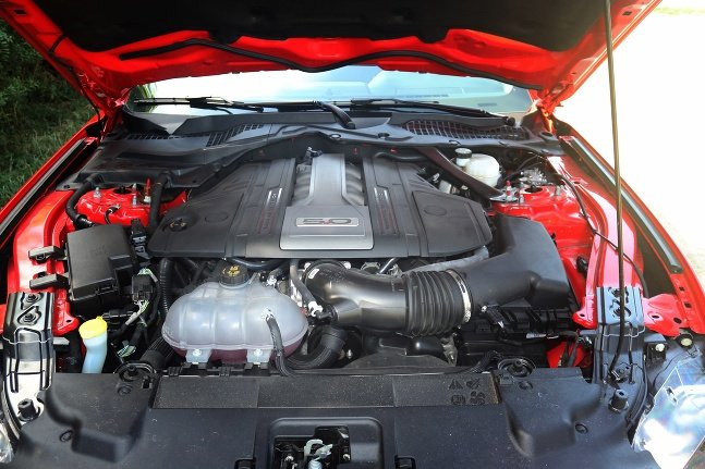 Ford Mustang GT 5,0