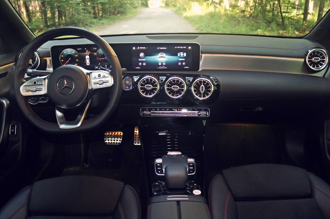 Mercedes CLA 180d DCT