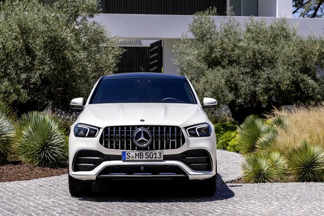 Mercedes GLE kupé a
