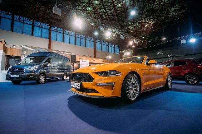 Úžitkové vozidlá Ford