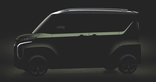 Super Height K-Wagon Concept