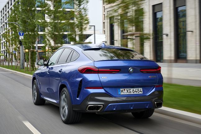BMW X6 2020
