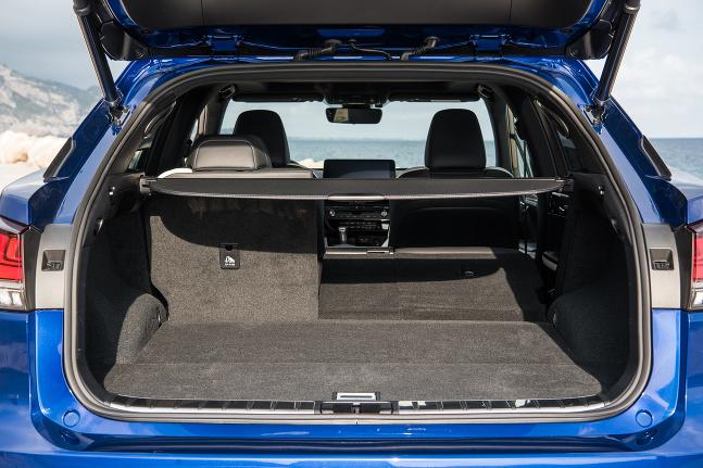 Lexus SUV PR