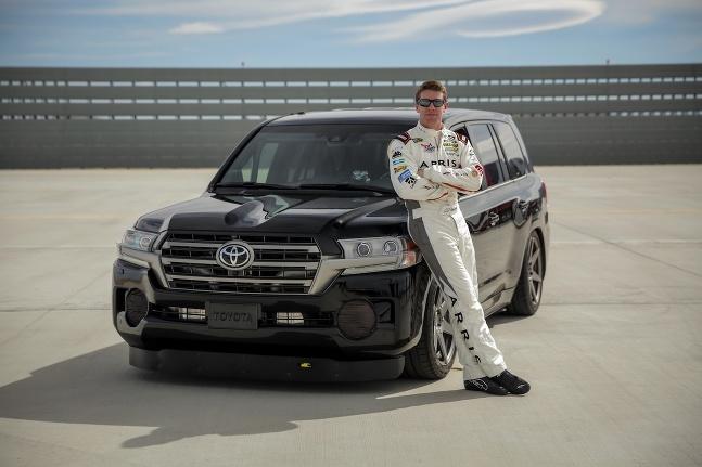 Najrýchlejšia Toyota Land Cruiser