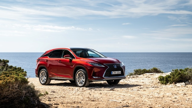 Nový Lexus RX zabodoval