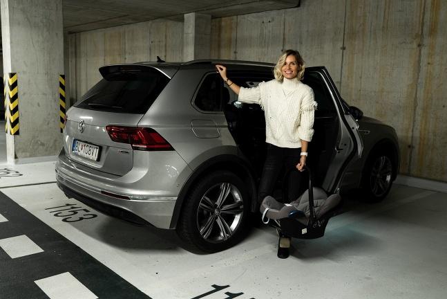 Preprava detí - Volkswagen