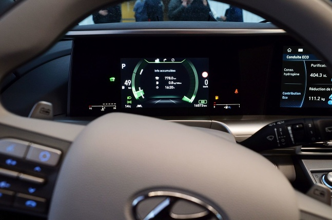 Hyundai Nexo - rekord