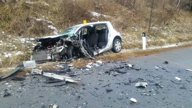 Nehoda Cesta Slobody