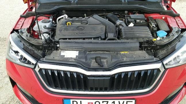 Škoda Scala Style 1,5
