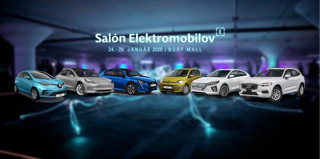Salón Elektromobilov 2020