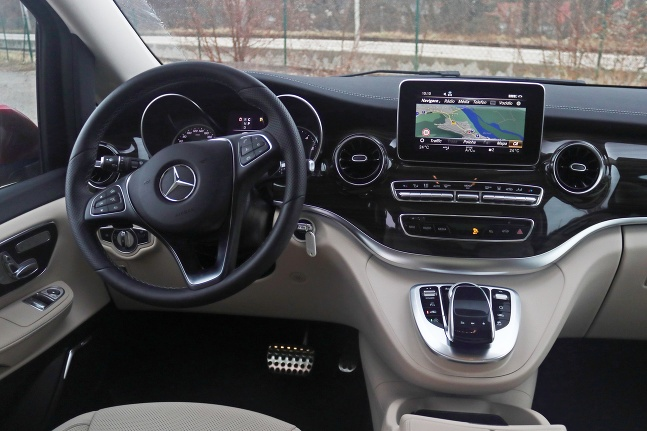 Mercedes V300d 4MATIC