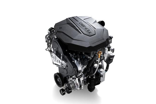 Kia 2.2 Diesel engine