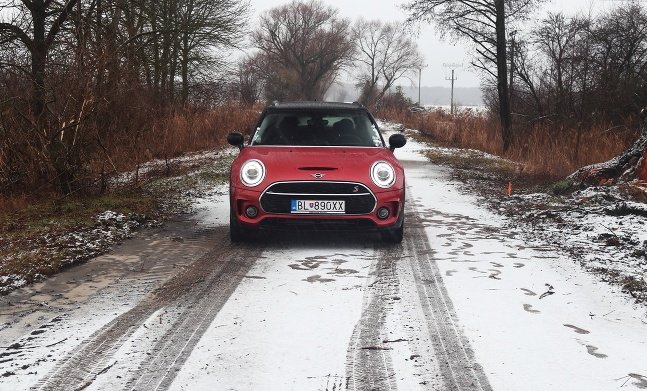 Mini Clubman CooperS All4