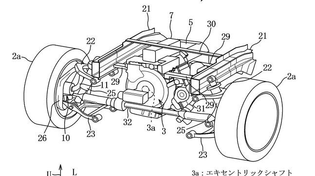Mazda a jej nový