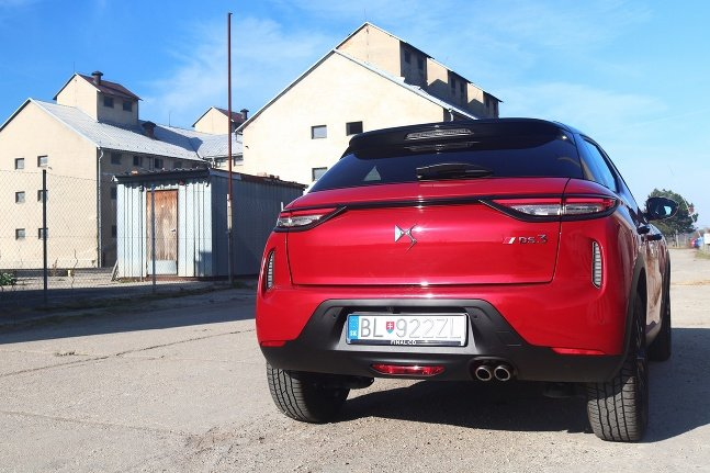 DS3 Crossback PureTech AT