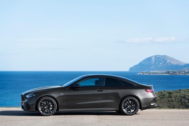 Mercedes E Classe Coupe