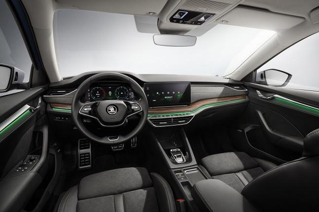 Škoda Octavia Scout 2020