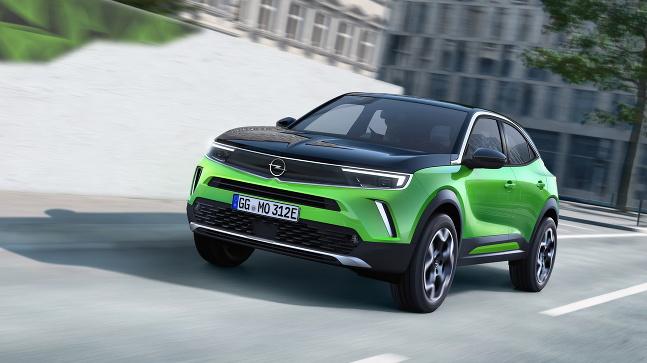 FOTO: Úplne nový Opel
