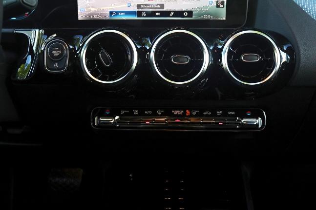 Mercedes GLA 200d
