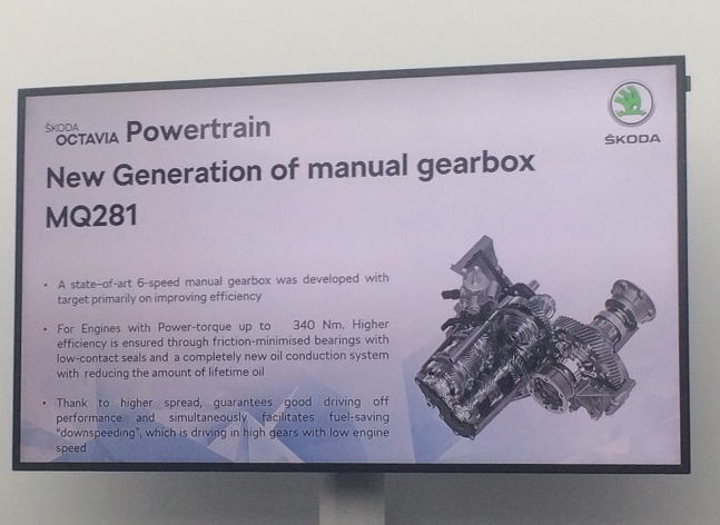 Škoda prezentácia, tech workshop