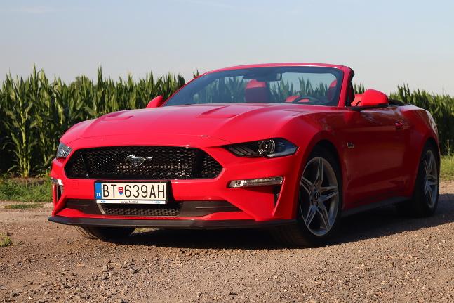 Ford Mustang 5,0 V8